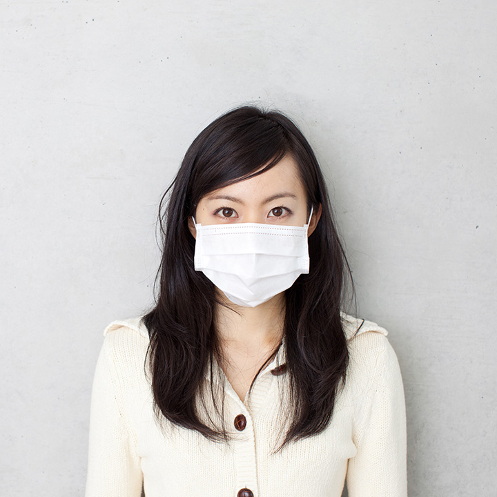マスク着用時の注意点