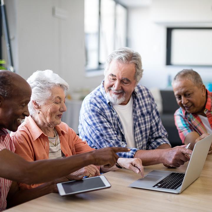 高齢者向けの施設